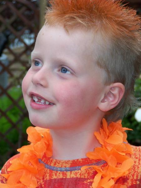 Fabian naar Oranje Disco